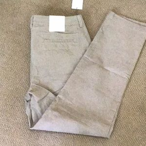 NWT A New Day sz 12 tan corduroy pants
